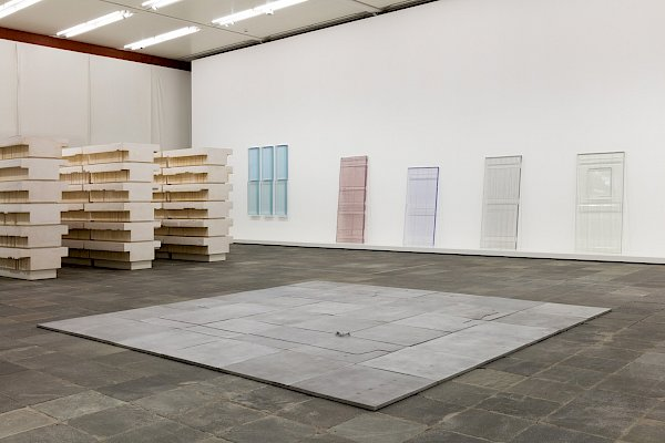 Rachel Whiteread at Belvedere 21