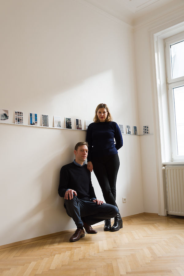Young Art Spaces Zeller van Almsick Laura Schaeffer
