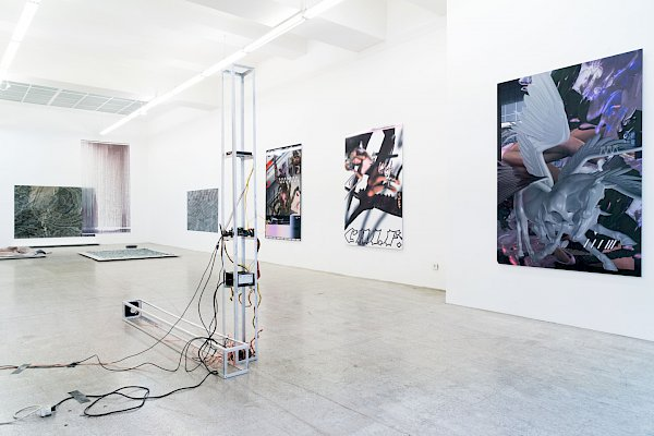 Cyber Corporeality at SCAG Contemporary